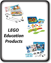 LEGO Education Product Range